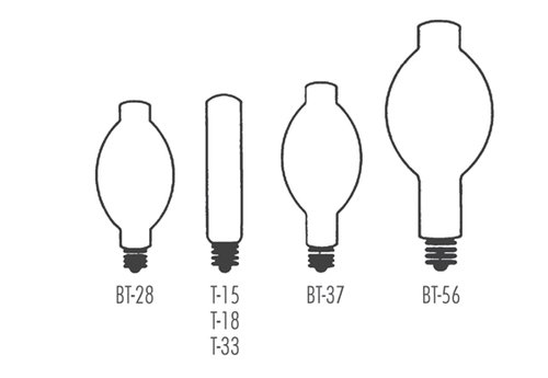 Graphic-Section%2011.4-Typical%20Shapes%20MH%20Lamps.bmp